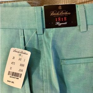 NWT! Brooks Brothers linen pants